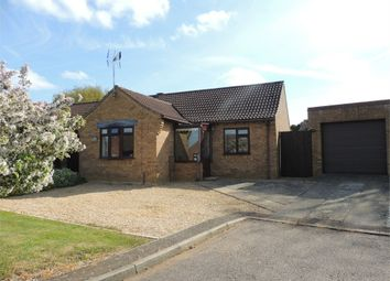 Thumbnail 2 bedroom semi-detached bungalow for sale in Syon Close, Downham Market