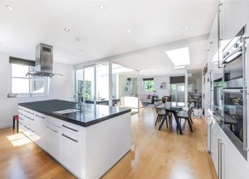 Thumbnail 3 bed flat to rent in Clifton Gardens, Little Venice, London