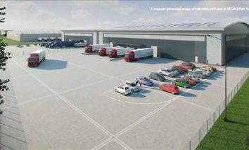 Thumbnail Light industrial to let in Segro Park Rainham, A13, Rainham, Essex