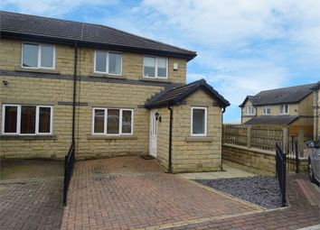 Thumbnail 3 bed semi-detached house for sale in Coleshill Way, Bradford, West Yorkshire