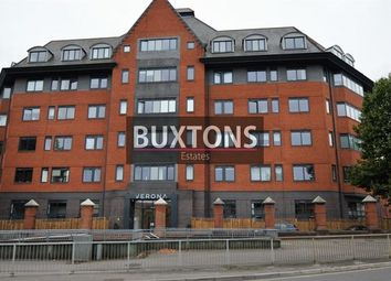 Thumbnail 1 bed flat to rent in Verona Apartments, 50 Wellington Street, Slough, Berkshire.