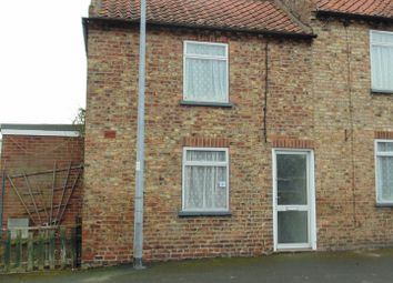 Thumbnail 2 bed end terrace house to rent in East Street, Leven