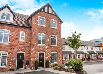 Thumbnail 4 bed terraced house for sale in Severn Way, Holmes Chapel, Cheshire