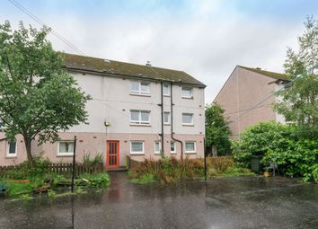 Thumbnail 2 bed flat for sale in Muirhouse Gardens, Edinburgh