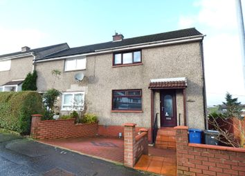 Thumbnail 2 bed end terrace house for sale in Kirkwall Road, Greenock