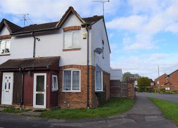 Thumbnail 2 bedroom semi-detached house for sale in Mannington Lane, Westlea, Swindon