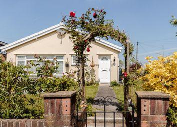 Thumbnail 3 bed bungalow for sale in Castle View, Bridgend, South Wales