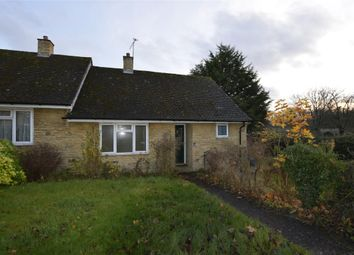 Thumbnail 1 bed semi-detached bungalow for sale in Ledwell Road, Sandford St Martin, Chipping Norton, Oxon