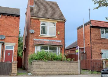 Thumbnail 3 bed detached house for sale in Piccadilly, Bulwell, Nottingham