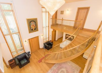 Thumbnail 5 bed detached house for sale in High Bank Lane, Lostock