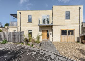 Thumbnail 3 bed detached house to rent in Church Road, Combe Down, Bath