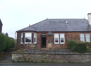 Thumbnail 2 bed semi-detached bungalow to rent in Annan Road, Dumfries