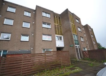 Thumbnail 2 bed flat for sale in Marmion Road, Cumbernauld