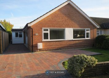 Thumbnail 4 bed bungalow to rent in Peel Crescent, Hertford