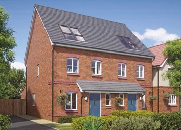 Thumbnail 3 bed semi-detached house for sale in The New Stamford Gloucester Street, Atherton, Manchester