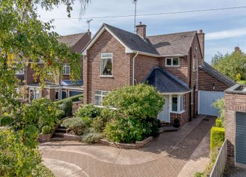 Thumbnail 5 bed detached house for sale in King Henry's Road, Exeter, Devon