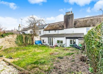 Broadhempston, Totnes TQ9. 3 bed cottage for sale