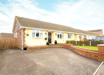 Thumbnail 2 bed semi-detached bungalow for sale in Selborne Close, Petersfield, Hampshire