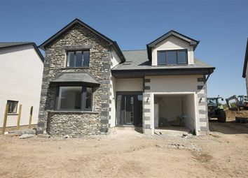 Thumbnail 4 bed detached house for sale in Pennington, Ulverston, Cumbria