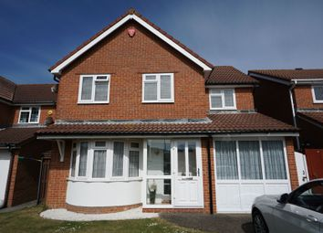 Thumbnail 4 bed detached house for sale in Boston Close, Eastbourne
