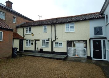 Thumbnail 3 bedroom cottage for sale in Mews Cottage, 79 Norwich Road, Watton, Norfolk