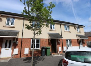 Thumbnail 2 bed terraced house to rent in Ffordd Nowell, Penylan, Cardiff