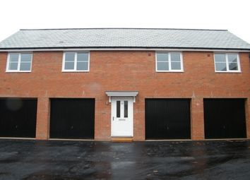 Thumbnail 2 bedroom flat to rent in Old Garden Pasture, Cranbrook, Exeter