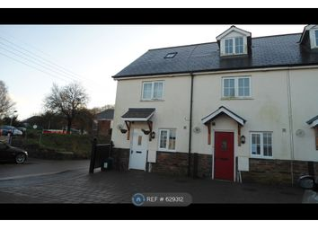 Thumbnail 3 bed terraced house to rent in Phillips Cottages, North Tawton
