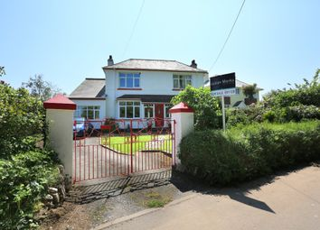 Thumbnail 4 bedroom detached house for sale in Vinery Lane, Sherford, Plymouth