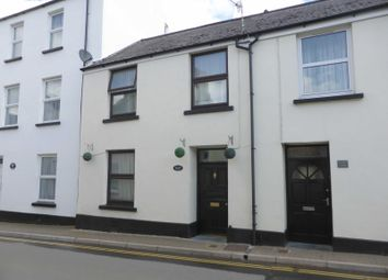 Thumbnail 3 bedroom terraced house for sale in Castle Street, Combe Martin, Devon