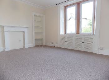 Thumbnail 1 bed flat to rent in Balhousie Street, Perth