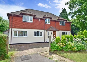 Thumbnail 4 bed detached house for sale in Dunnings Road, East Grinstead, West Sussex
