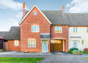 Thumbnail 4 bed link-detached house for sale in Greenhaze Lane, Great Cambourne, Cambridge