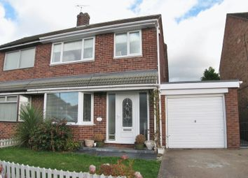 Thumbnail 3 bedroom semi-detached house for sale in Chatsworth Avenue, Radcliffe-On-Trent, Nottingham
