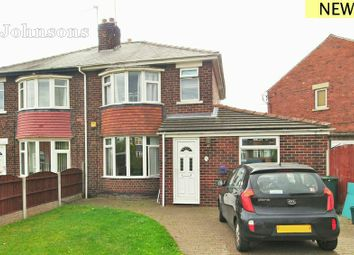 Thumbnail 4 bed semi-detached house for sale in Bedale Road, Scawsby, Doncaster.