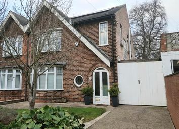 4 bed semi-detached house for sale in Shirley Road, Nottingham, Nottinghamshire NG3