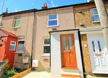 Thumbnail 2 bed terraced house to rent in Spring Vale South, Dartford, Kent
