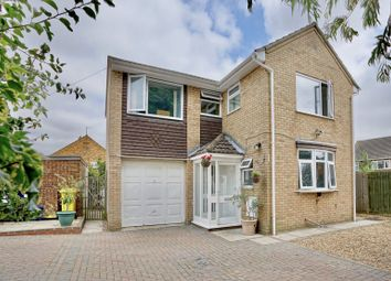 Thumbnail 4 bed detached house for sale in Sunnybank, St. Neots, Cambridgeshire