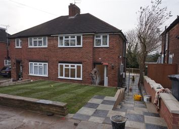 Thumbnail 3 bed semi-detached house for sale in Beverley Gardens, Wembley, Middlesex