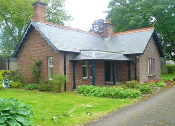 Thumbnail 2 bed detached house to rent in Logie, Kirriemuir