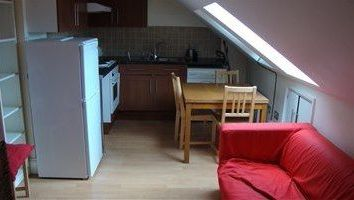 Thumbnail 1 bed flat to rent in Buckley Road, London