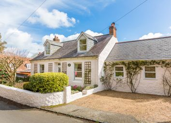 Thumbnail 3 bed cottage to rent in Route D'icart, St. Martin, Guernsey