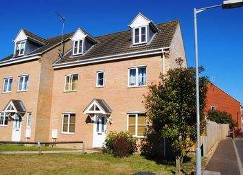Thumbnail 4 bed semi-detached house for sale in West Lynn, King's Lynn, Norfolk