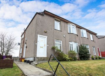 Thumbnail 2 bedroom flat for sale in Kingsacre Road, Glasgow
