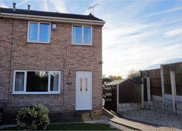 Thumbnail 3 bed semi-detached house for sale in Hanbury Close, Barnsley
