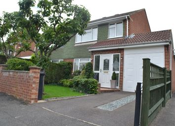 Thumbnail 3 bed semi-detached house to rent in Parkside Road, Thatcham