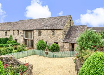 Thumbnail 5 bed barn conversion for sale in Llanvaches, Caldicot, Monmouthshire