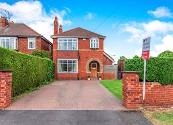 Thumbnail 3 bed detached house for sale in Tickhill Road, Balby, Doncaster