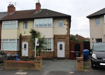 Thumbnail 2 bed town house for sale in Greystone Road, Broadgreen, Liverpool