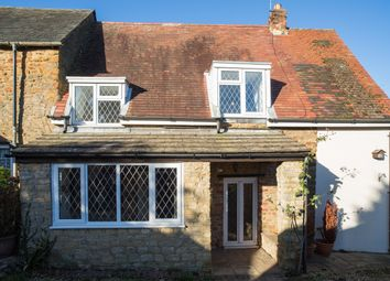 Thumbnail 2 bed end terrace house to rent in Green Street, Milton Malsor, Northampton
